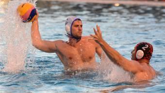 Wasserballmatch Basel - Horgen