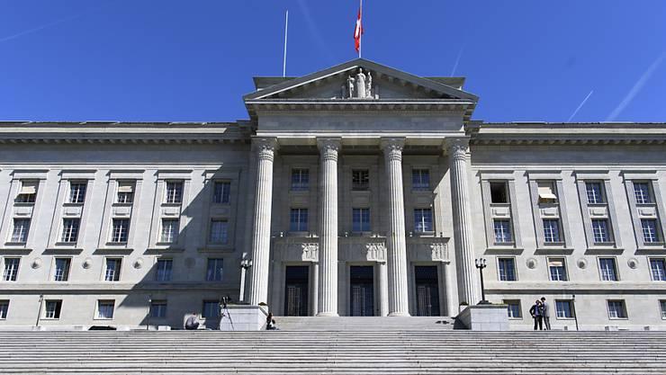 Es wird künftig schwieriger, sich von einer Strafverfolgung freizukaufen. Bild: Bundesgericht in Lausanne (Symbolbild)