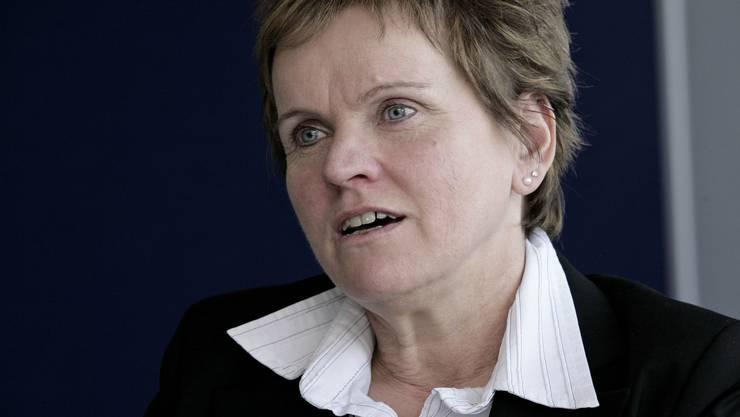 Annelies Peduzzi will nicht mehr Präsidentin der CVP Kanton Solothurn sein.