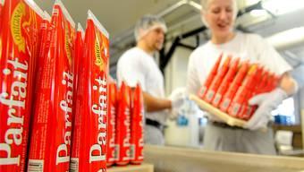 Für den Brotaufstrich «Le Parfait» sucht Nestlé einen Käufer.