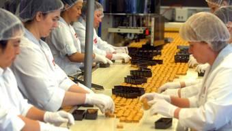 Die Schweizer Hersteller von Backwaren - darunter Nestlé, Kambly, Hug oder Läckerli Huus - verkauften im Ausland im vergangenen Jahr erneut weniger Waren. (Symbolbild)