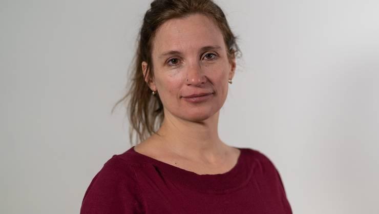 Barbara Dietrich von Helvetas.
