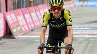 Erster Tour-Etappensieg: der Brite Simon Yates vom australischen Team Mitchelton-Scott