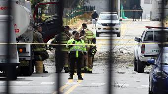 Autobomben-Anschlag in Kolumbien (18.01.2019)