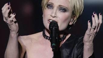Patricia Kaas singt für Frankreich