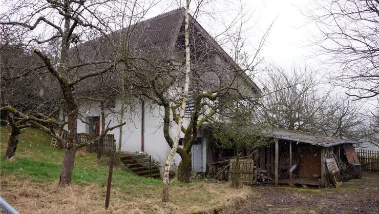 Das Haus im Grüngli 10 in Niederwil fand an der Versteigerung keinen Käufer.