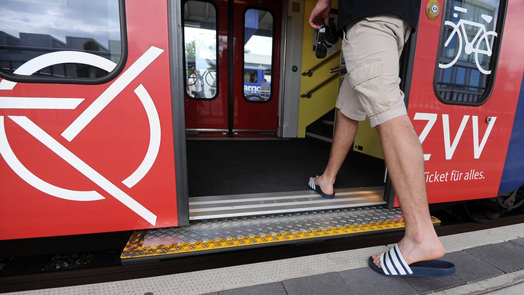 Die S-Bahn fällt ebenfalls aus.