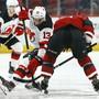 Nico Hischier erzielte an seinem 20. Geburtstag das 1:0 beim Sieg der New Jersey Devils gegen die Arizona Coyotes