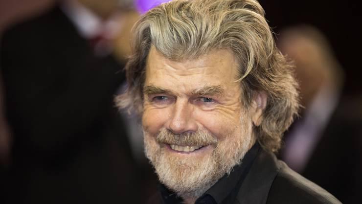 """Hat einen neuen """"Resonanzboden"""": Bergsteiger Reinhold Messner ist wieder in einer Beziehung."""