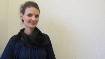 Simone Rychard von Insieme Schweiz berät geistig Behinderte und deren Angehörige.