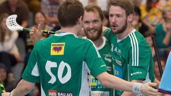 Wiler-Ersigen gewinnt zweites  Spiel mit 8:3 – Langnau war damit gut bedient