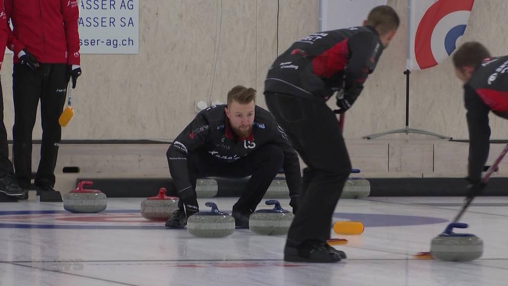 Curling-Krimi: Berner Kampf gegen Genf um Olympiaplatz
