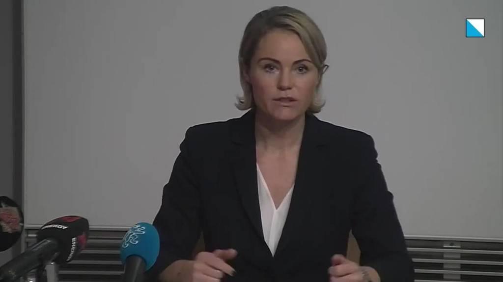 Komplette Pressekonferenz des Kantons Zürich vom 23. Oktober 2020