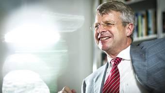 Der Ex-UBS-Chef Peter Wuffli feiert als Präsident des Vermögensverwalters Partners Group wieder Erfolge.