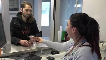 Harry erhält sein Heroin im Arud, dem Züricher Zentrum für Suchtmedizin.