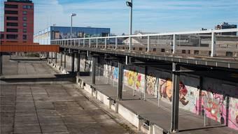 Es bleibt unklar, ob sich die Gebäude auf dem Feldreben-Areal in Muttenz als Asylzentrum eignen.