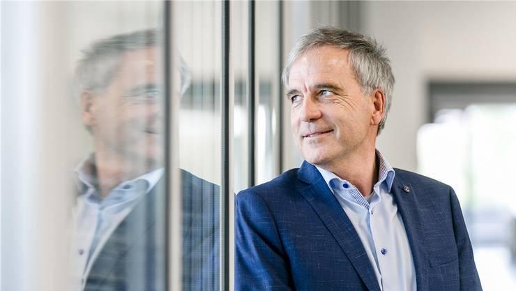 Kurt Zuppingers Vision für den Schweizerischen Fussballverband: «Wir müssen wieder bodenständiger auftreten.»