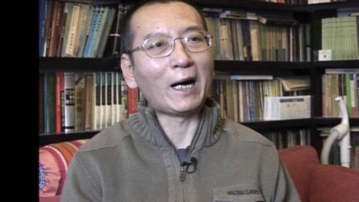 Der Friedensnobelpreisträger Liu Xiaobo ist gestorben. (Archiv)
