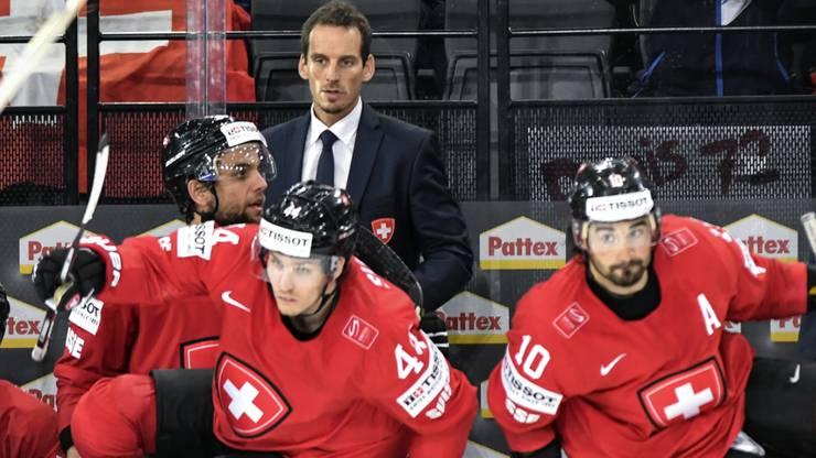 Nationalmannschaft-Trainer Patrick Fischer.