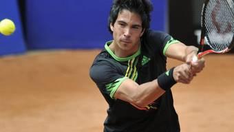 Yann Marti gewann nur fünf Games.