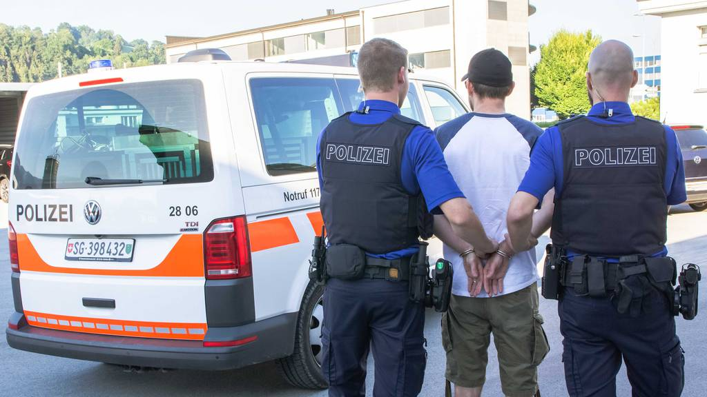 Bijouterie-Einbrecher von Altstätten gefasst