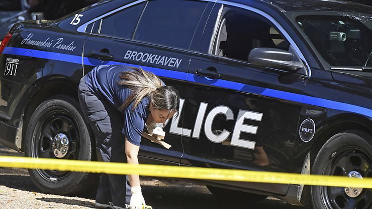 Der Polizeieinsatz und die Festnahme erfolgten im US-Bundesstaat Utah. (Symbolbild)