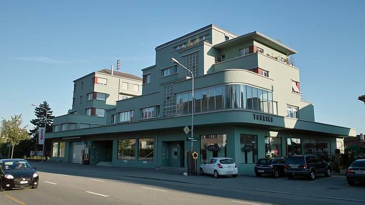 Zeitdokument der klassischen Moderne: Das Touringhaus an der Bielstrasse in Solothurn.