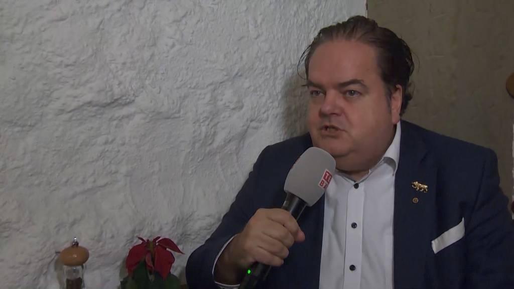 Thomas Fuchs: «Es wäre eine Sensation, wenn die SVP im rot-grünen Bern einen Sitz holt»