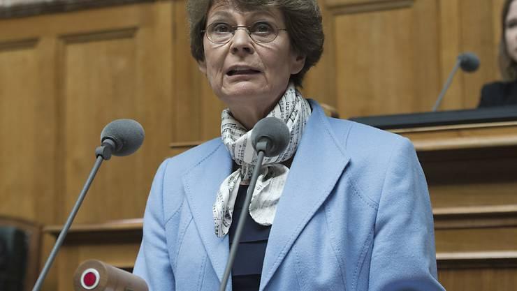 Nationalrätin Margrit Kessler (GLP) ist im Kanton St. Gallen abgewählt worden. (Archiv)