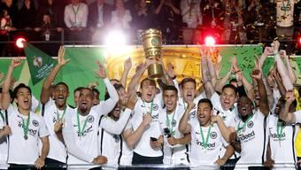 Eintracht Frankfurt holt gegen Bayern Pokalsieg