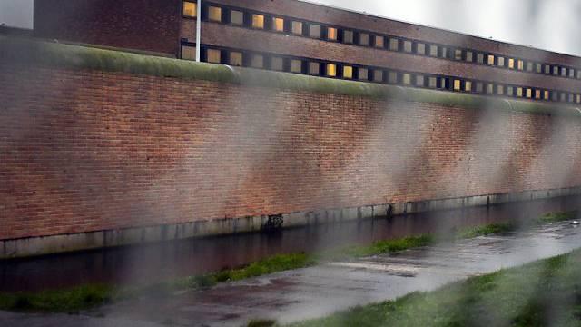 Ausnahmesituation hinter Gefängnismauern in Gent (Symbolbild)