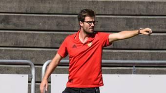 Durch die Niederlage gegen Rapperswil-Jona muss Rafael Wickys FCB-U21 den Gegner auch in der Tabelle passieren lassen.