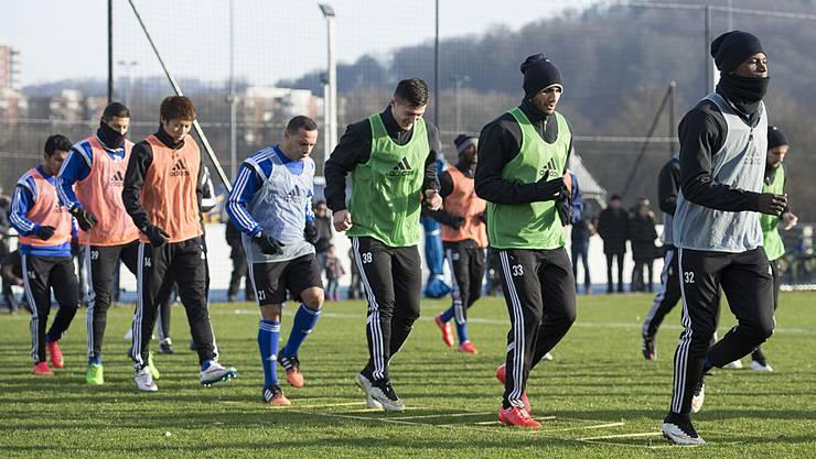 Beim FC Basel tanzt derzeit keiner aus der Reihe – offen bleibt nur die Frage um Serey Die.
