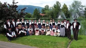 Das Bernerchörli Frick besuchte anlässlich seines Jubiläums ein kantonales Jodlerfest in Bern.