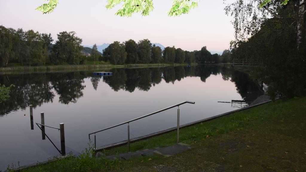 15-Jähriger beim Baden in Baggersee ertrunken