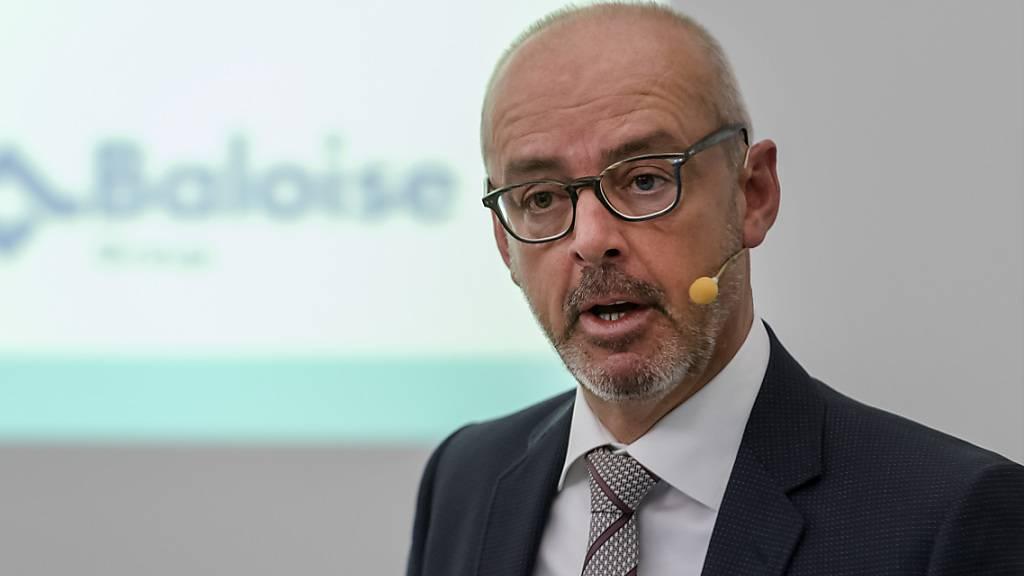Der Versicherer Bâloise unter Konzernchef Gert De Winter gibt die Expansion im Bereich Haushaltsreinigung bekannt. (Archivbild)