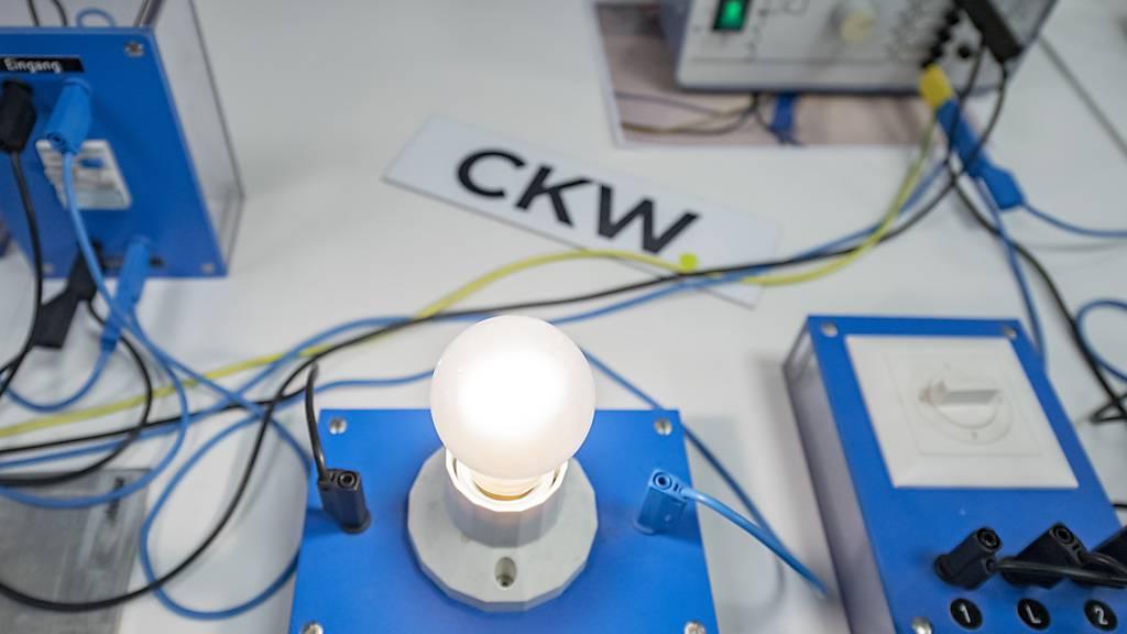 CKW erzielt wegen Sondereffekten im 2019/20 weniger Gewinn