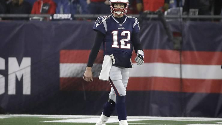 Tom Brady spielt erstmals in seiner NFL-Karriere nicht mehr für die New England Patriots, sondern für die Tampa Bay Buccaneers
