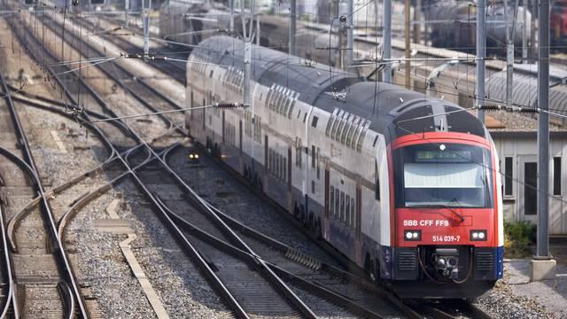 Die SBB kauft noch mehr S-Bahnen (Symbolbild).