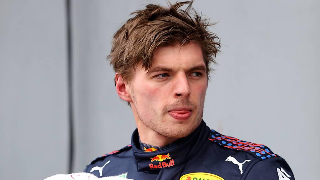 Max Verstappen feierte in Imola den elften Sieg in der Formel 1.