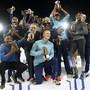 Die Diamond-League-Sieger von Weltklasse Zürich 2017