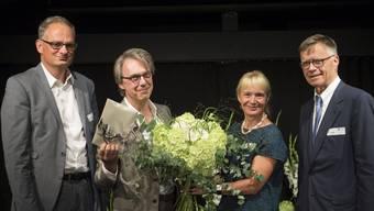 Verleihung des AZ Kulturpreises