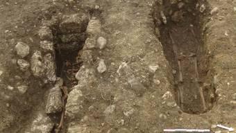 Ausgrabungen in Grenchen