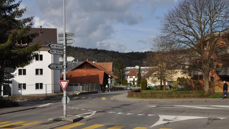 An der unteren Bahnhofstrasse in Urdorf kommt es von 13. März bis Ende April wieder zu einer Vollsperrung.