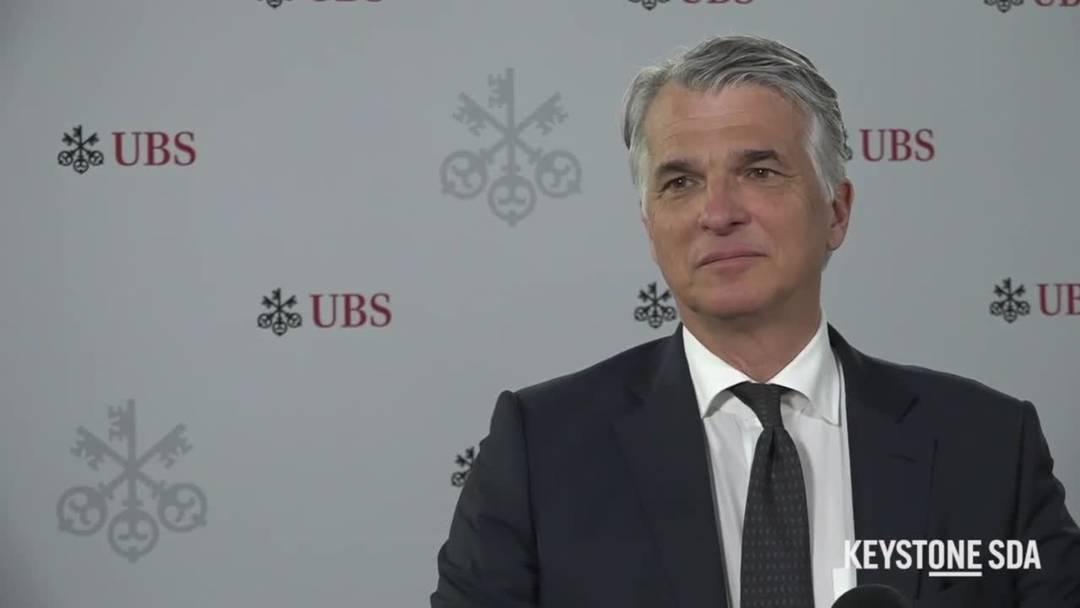 UBS-Chefwechsel: Das sagt die Führung