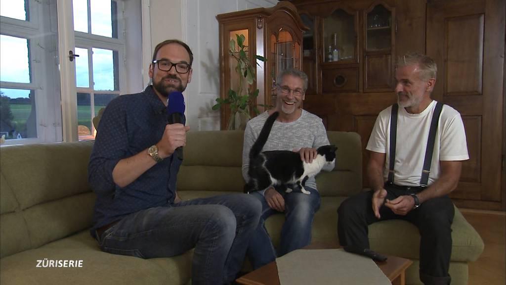 TeleZüri us de Stubä: Marcel Keller und Jürgen Spies