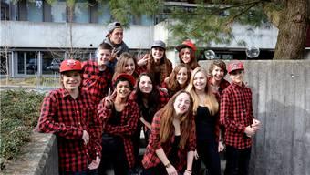 Auch wenn sie nicht gewonnen haben, sind die Mitglieder der «Dance Crew» Suhr froh, am School Dance Award mitgemacht zu haben.