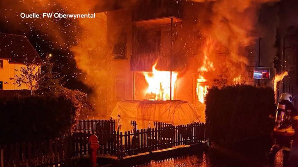 Erneuter Brand bei Zigarrenfabrik Villiger