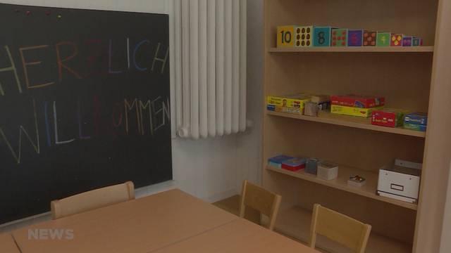 Stadt Bern eröffnet ersten Ganztageskindergarten