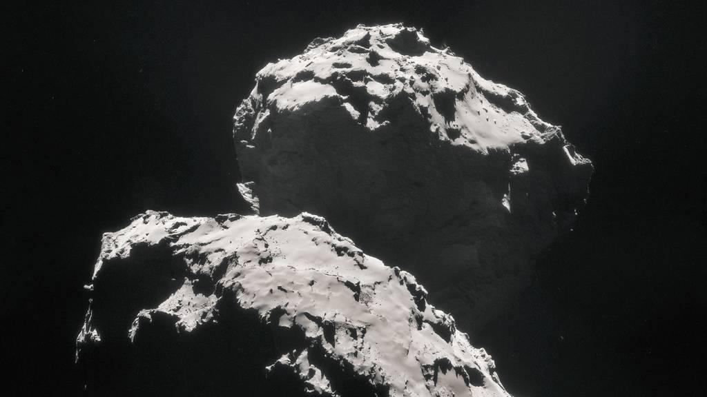 Rätsel um fehlenden Stickstoff bei Kometen gelöst